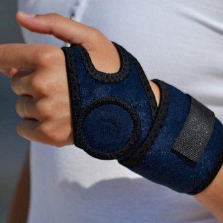Magnetiskt handledsstöd
